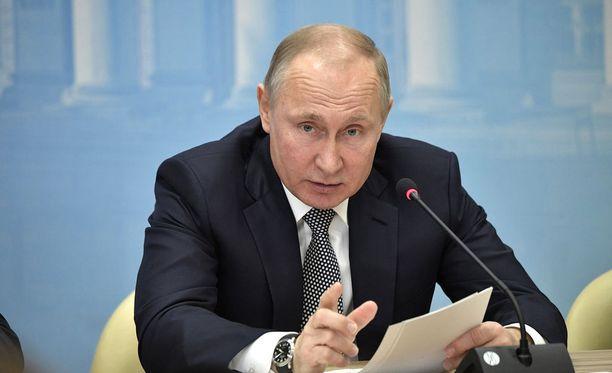 Putin lähtee presidenttikaudelleen vahvempana kuin koskaan, kirjoittaa Juha Keskinen.