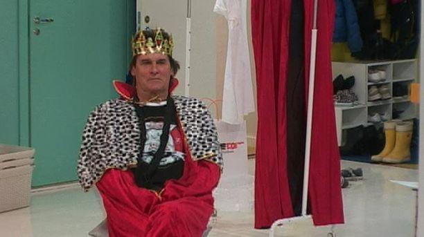 Julkkis BB sai oman kuninkaan 2013.
