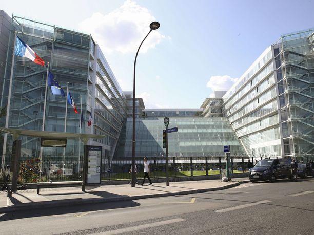 Michael Schumacher on ollut hoidettavana Georges-Pompidou European -sairaalassa Pariisissa.