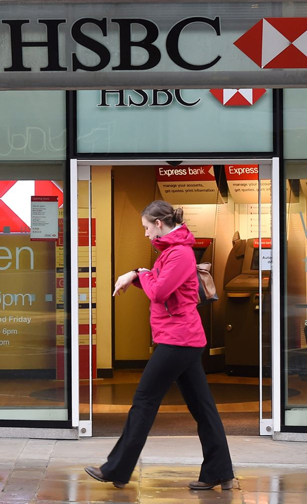 HSBC tunnetaan ökyrikkaiden pankkina.