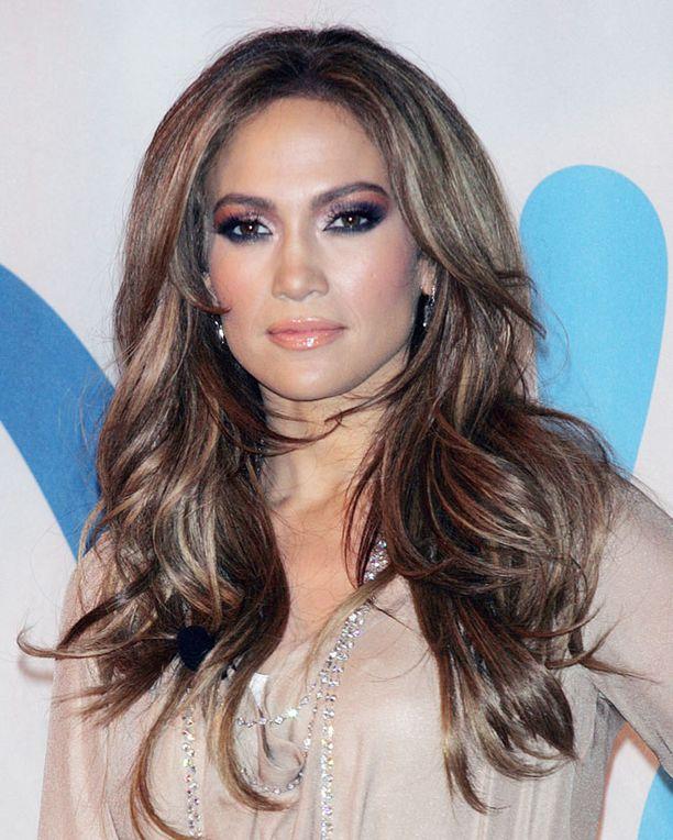 41-vuotias Jennifer on kaikkein kaunein.
