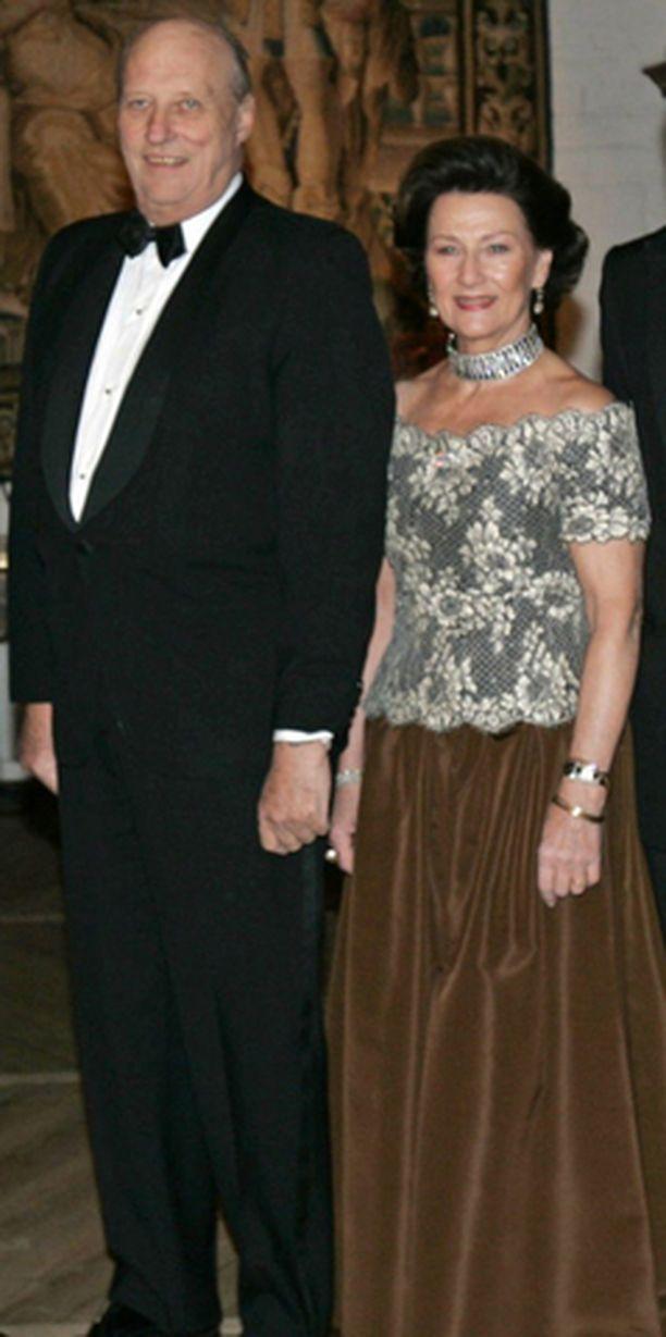 kuningas Haraldin ja kuningatar Sonjan vierailusta Suomeen kaavaillaan kolmipäiväistä.