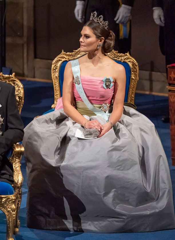 Kruununprinsessa Victorian tyyli on kerännyt ylistystä.