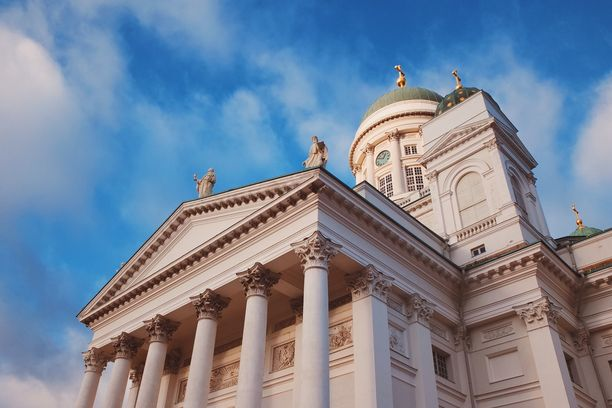 Suomeen tutustuminen kannattaa aloittaa Helsingistä.