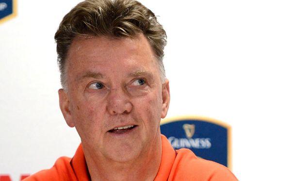 Louis van Gaal on saanut Unitedin kovaan lentoon.