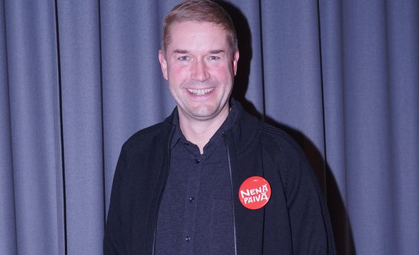 Marco Bjurström nähdään seuraavaksi Ylen Nenäpäivän juontajana.