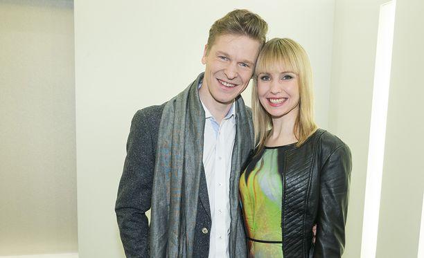 Toni ja Heidi Nieminen ovat päättäneet jatkaa avioliittoaan.