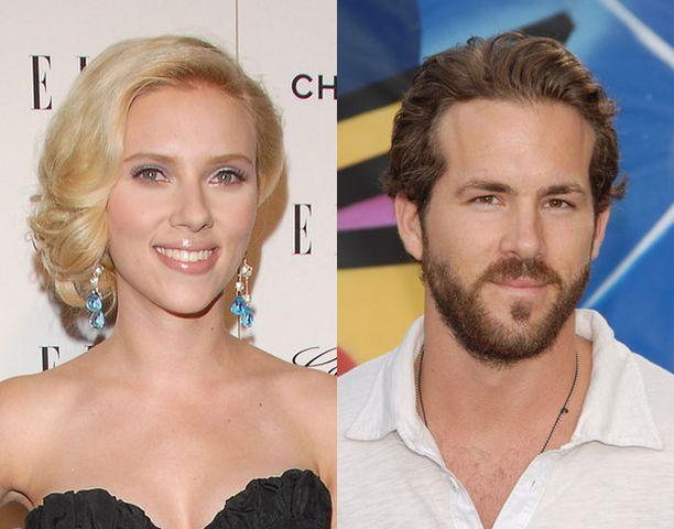 Scarlett Johansson ja Ryan Reynolds ovat seurustelleet noin vuoden ajan.