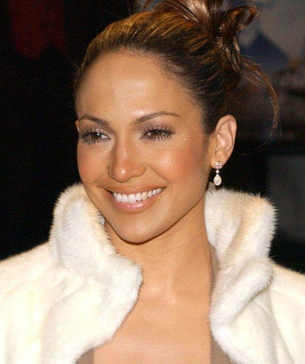 Jennifer Lopez vuonna 2003.