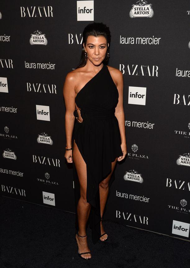 Kourtney Kardashian vuonna 2016.