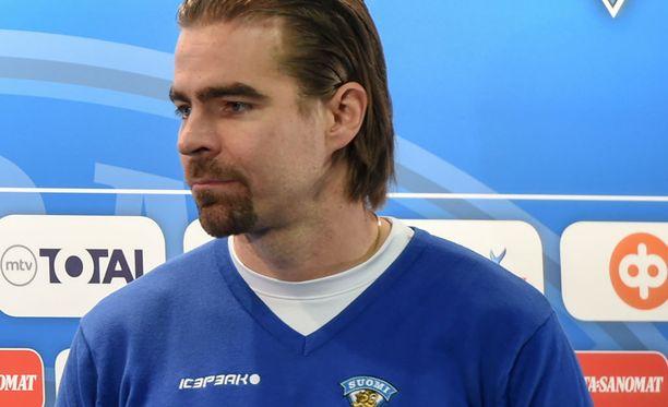 Jussi Ahokas valmensi alle 18-vuotiaiden maajoukkueen maailmanmestaruuteen.