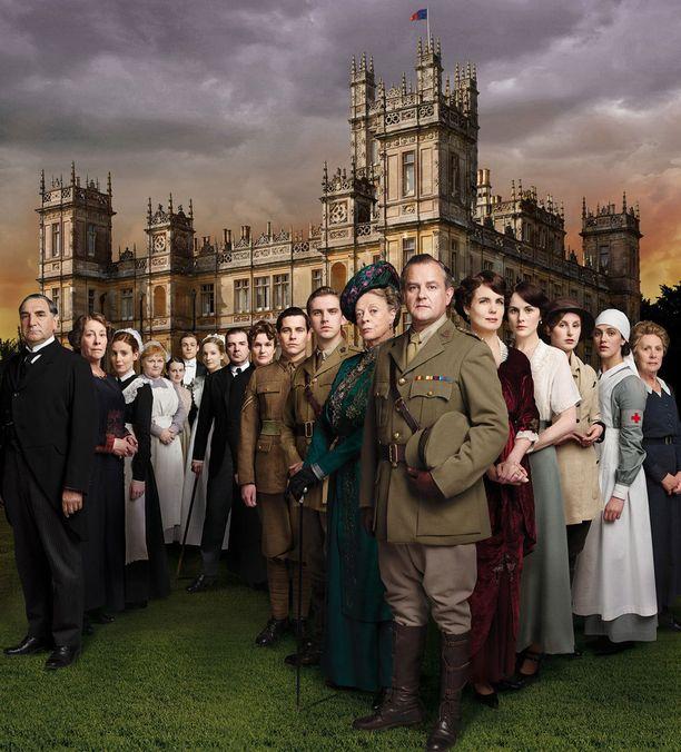 Downton Abbeyn maailma oli tyystin toinen kuin Good Behaviorin.
