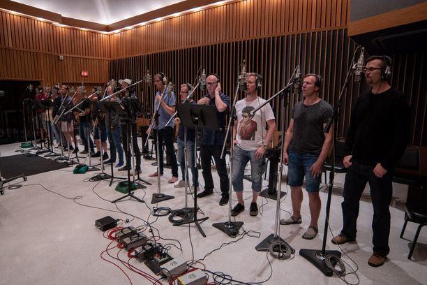 Seminaarimäen mieslaulajat vetävät kiertueen ja julkaisevat uuden albumin juhlavuoden kunniaksi.