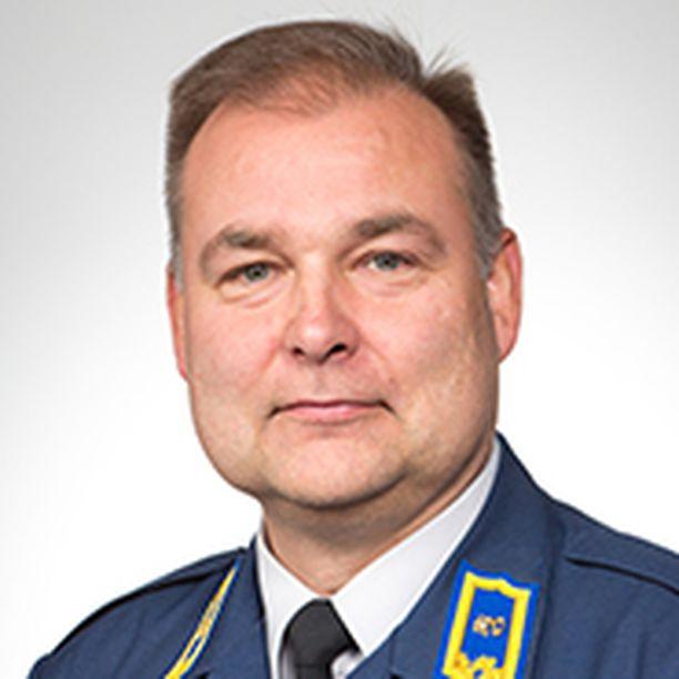 Pasi Jokinen on uusi Ilmavoimien komentaja.