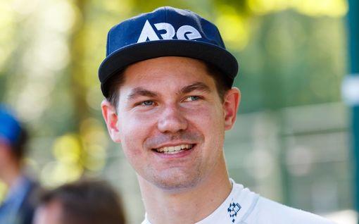 """Suomen rallitähdiltä yllättävä paljastus: haaveilivat F1-radoista – """"Ei tämä ollut minun unelmani"""""""