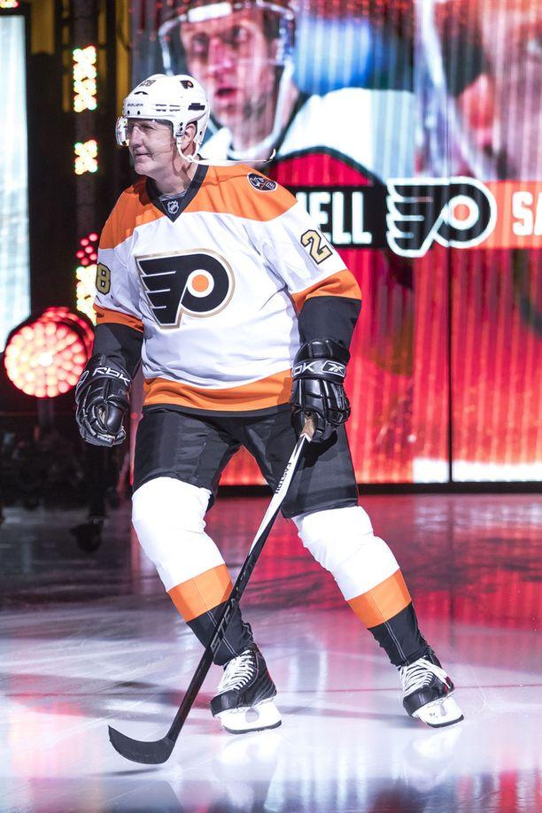 Kjell Samuelsson pelasi urallaan yli 800 NHL:n runkosarjapeliä.