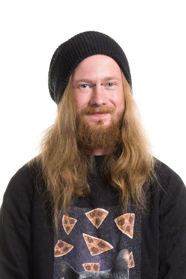 Olli-Pekka tähditti Big Brotheria viime syksynä.