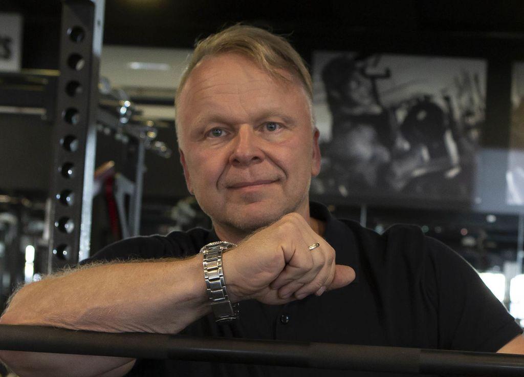 Timo Majuri on tehnyt miljoonansa erotiikka- ja kuntosalibisneksessä.