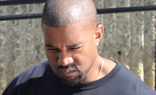 Kanye Westillä on ollut viime aikoina vaikeaa.