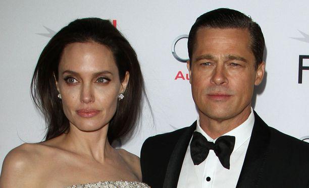 Angelina Jolie jätti syyskuun puolivälissä avioerohakemuksen.
