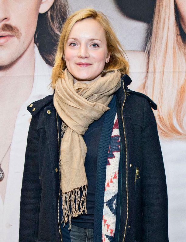 Elena Leeve sai ensimmäisen pääosa-Jussinsa 16-vuotiaana.