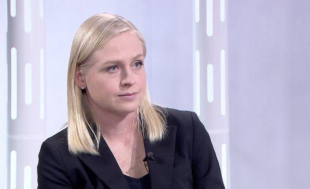 Elina Lepomäki oli vieraana Sensuroimaton Päivärinta -ohjelmassa keskiviikkona.