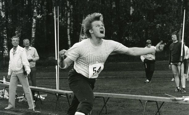 Näin lähti Seppo Rädyn kiskaisu vuonna 1986.