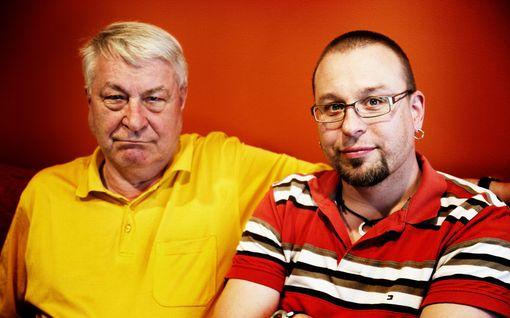 """Vexi Salmen Topi-poika vieraili isänsä luona vielä maanantaina – koskettavat jäähyväiset: """"Hän oli tyytyväinen elämäänsä"""""""