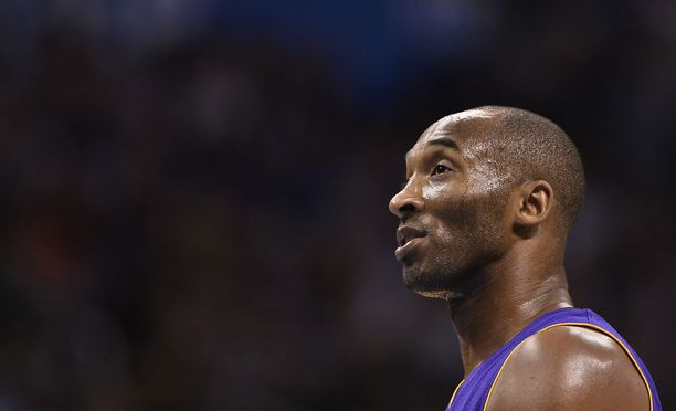 Kobe Bryant pelasi koko NBA-uransa Los Angeles Lakersin riveissä.