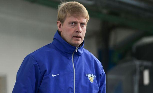 Jukka Rautakorven Pikkuleijonat on hurjan kovassa paikassa.