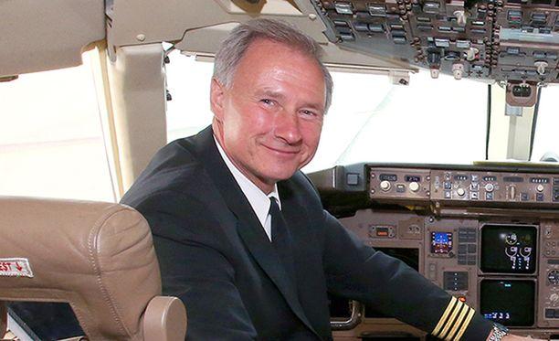 John Dunkin on ollut jo vuosia Donald Trumpin henkilökohtainen pilotti.