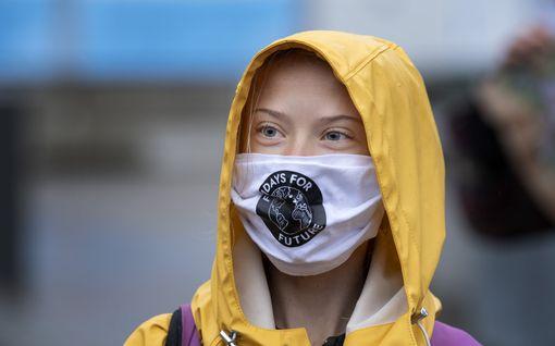 Greta Thunberg lahjoittaa 100000 euroa rokotetasa-arvon edistämiseen