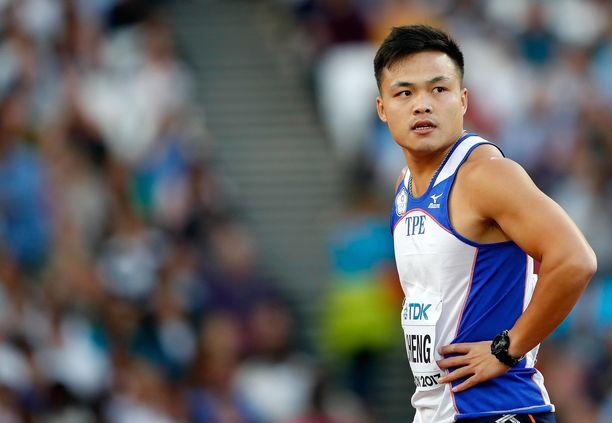 Cheng Chao-Tsun nähdään tänään Oslon Timanttiliigassa.
