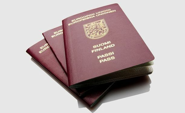 Tämän pitää olla tallessa, jotta ulkomaanreissun suhteen ei tule ongelmia.