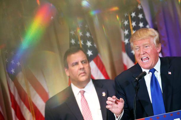 Donald Trump napsii voittoja toisensa perään.