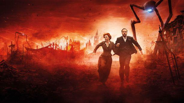 Tänään alkavassa, brittiläisin voimin tehdyssä H. G. Wells -tulkinnassa on vain kaksi jaksoa, joskin ne ovat puolitoistatuntisina erityispitkiä.