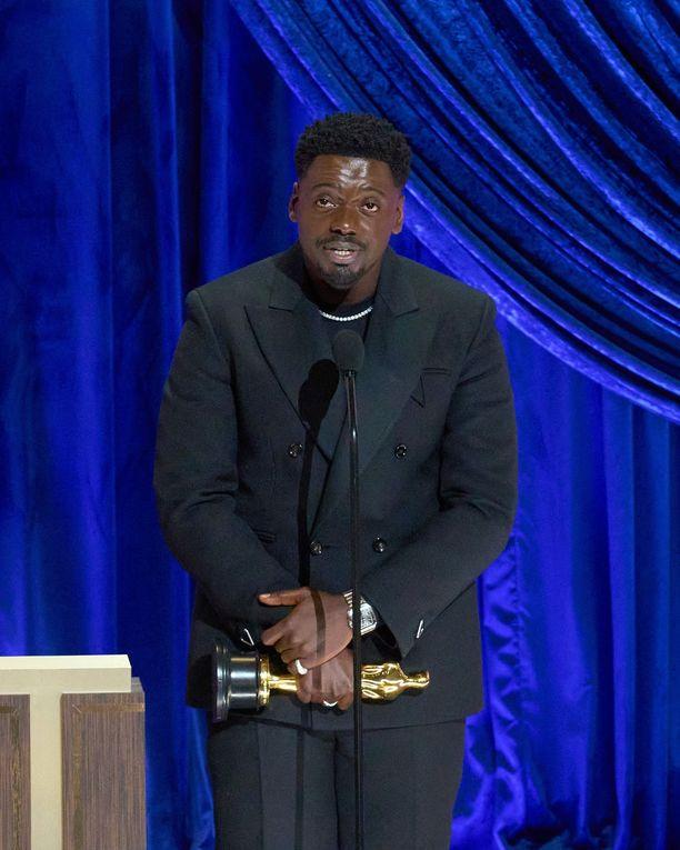 Daniel Kaluuya n kiitospuhe on noussut puheenaiheeksi Oscar-gaalan jälkeen.