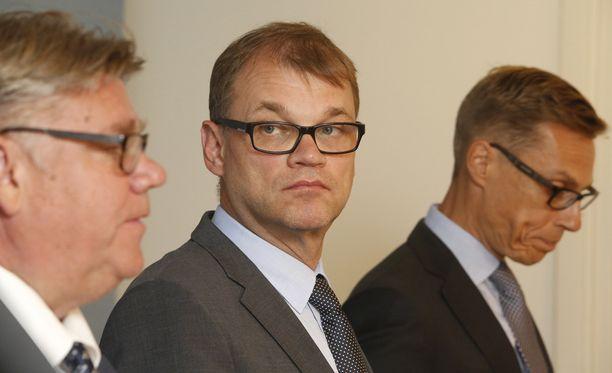 Juha Sipilä tiedotti torstaina, että yhteiskuntasopimusneuvottelut kariutuivat.