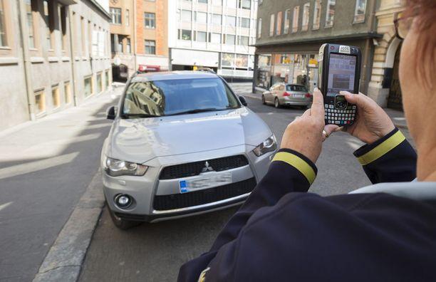 Vanhat parkkimaksurästit kostautuvat uudelle omistajalle.