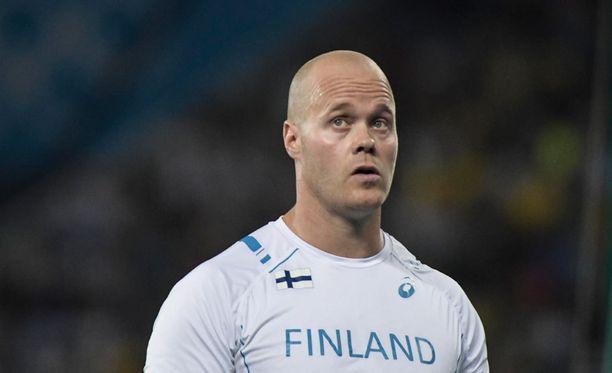 David Söderberg täytti 11. elokuuta 37 vuotta.