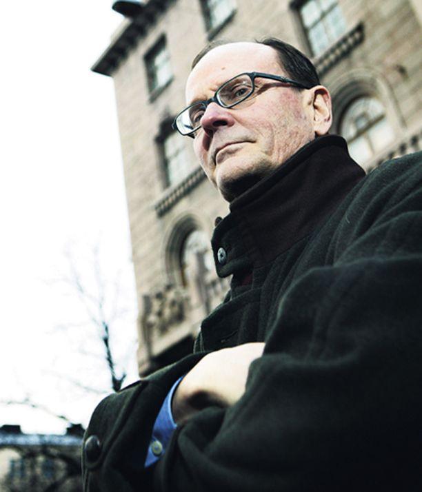 Etlan tutkimusjohtaja Pekka Ylä-Anttila