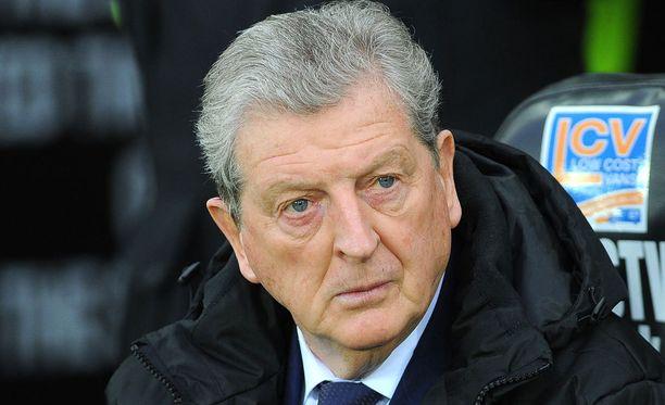 Roy Hodgsonin ulkomuodosta on moneksi.