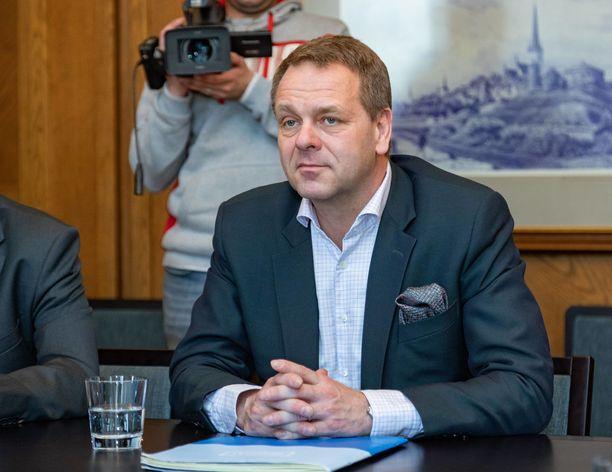 Jan Vapaavuori valittiin Helsingin pormestariksi vuoden 2017 kuntavaaleissa.
