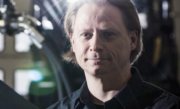 Ponssen hallituksen puheenjohtaja Juha Vidgren.