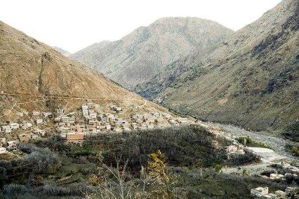 Naiset murhattiin syrjäisellä vuoristoseudulla.