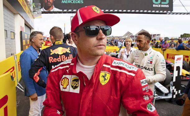 Kimi Räikkösen mukaan Ferrarilla tehdään jatkuvasti töitä heikosti sujuneiden aika-ajojen parantamiseksi.