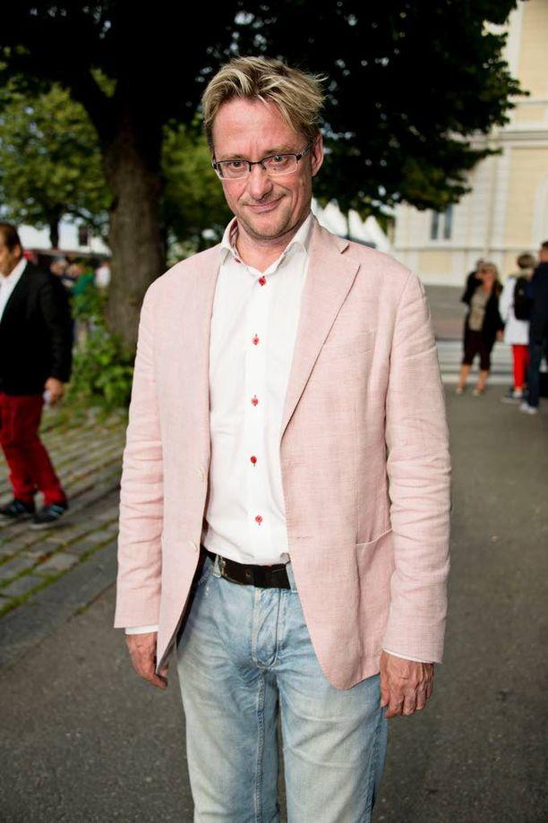 Mikael Jungner.
