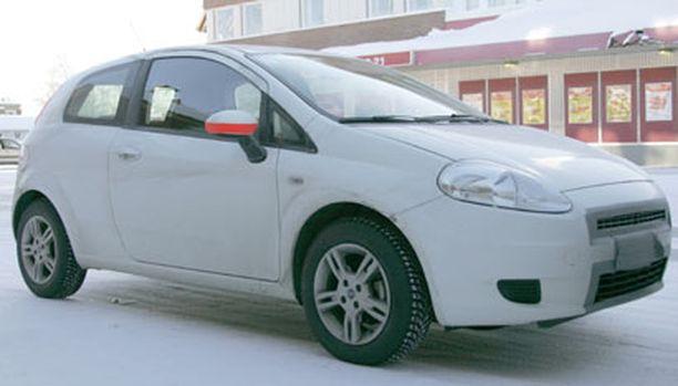 Fiat uusii Grande Punton ilmettä hyvin hienovaraisin ottein.