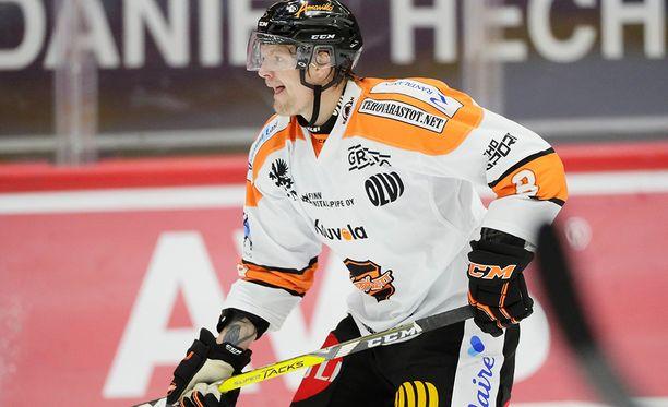 Mikko Jokela lopettaa peliuransa liigakauden kynnyksellä.