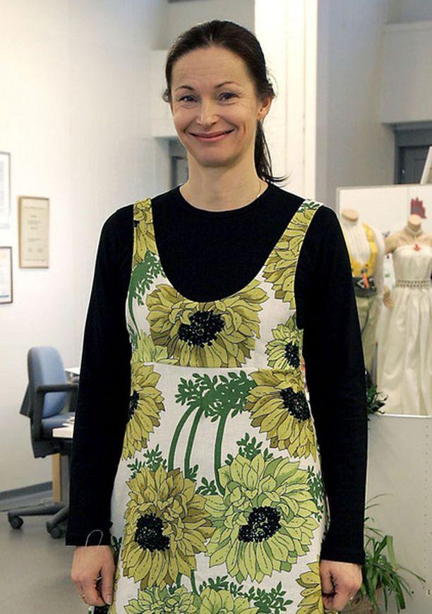 Globe Hopen Seija Lukkala toimi eilisessä jaksossa vierailevana tuomarina.